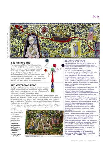 Embroidery Magazine screenshot 4