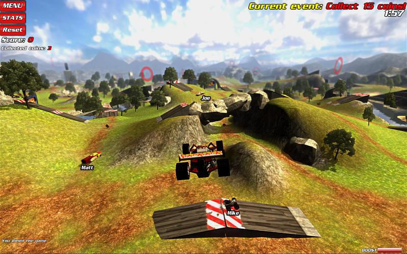 Crashdrive 3D screenshot 1