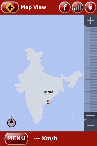 Nav4D India - LOW COST screenshot 1