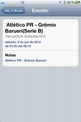 Série B Brasileiro screenshot 5
