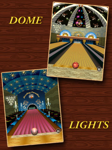 Bowling Paradise for iPad screenshot 2