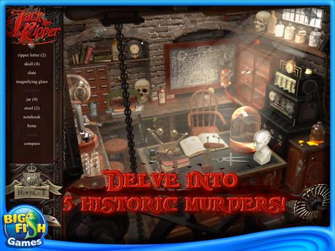 Real Crimes: Jack the Ripper HD (Full) screenshot 5