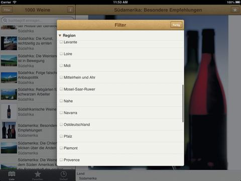1000 Weine aus aller Welt screenshot 8