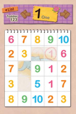 Toddler 123 Lite screenshot 4