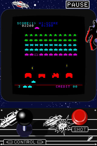 SPACE INVADERS image #1