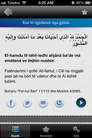 Mburoja e Muslimanit - náhled