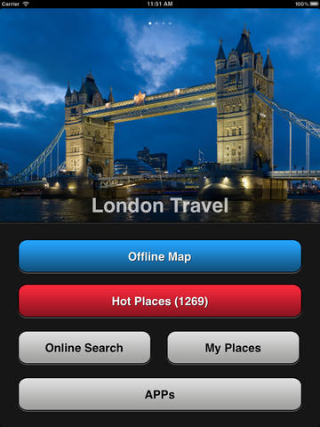 London Travel Map screenshot 6