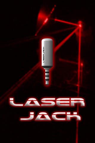 Laser jack - náhled