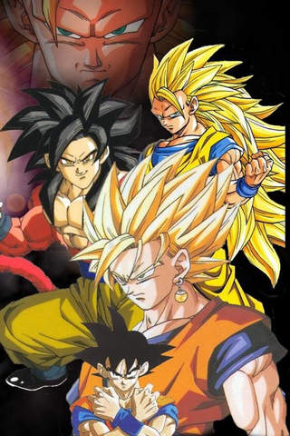 Anime Wallpapers for DBZ - náhled