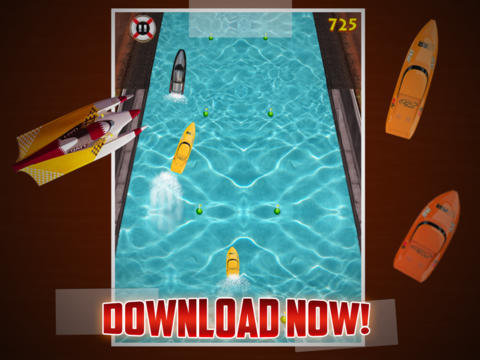 An Ocean Battle Race-Hardcore Speed Boat Racing screenshot 10