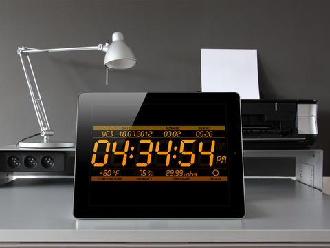 Weather Clock Plus screenshot 2
