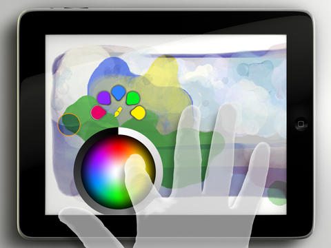 Adobe® Eazel for Photoshop® screenshot 2
