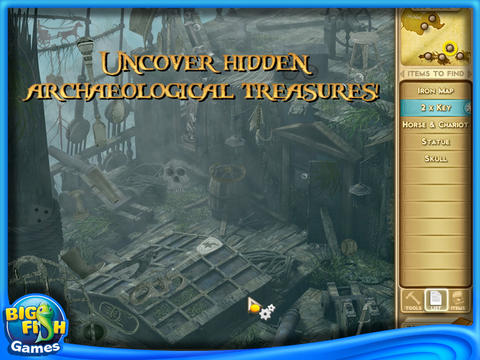 Adventure Chronicles: The Search for Lost Treasure HD (Full) screenshot 5