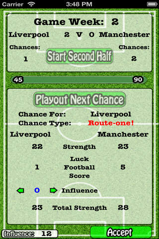 Lucky Football - náhled