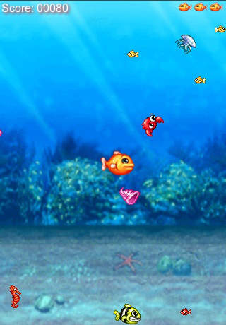 Underwater screenshot 1