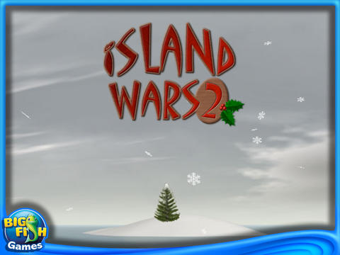 Island Wars 2 Christmas Edition HD screenshot 1