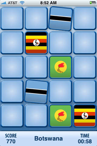Flags Fun - FREE screenshot 5
