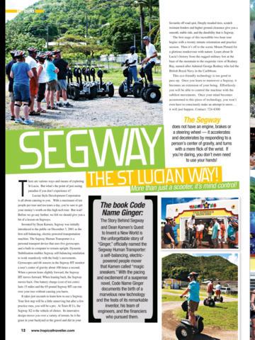 Tropical Traveller Magazine screenshot 5