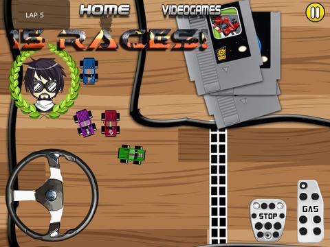 Micro Racing HD - náhled