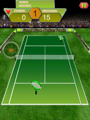 A Grand Slam Majors Tennis Challenge Open Pro Game Full Version screenshot 9