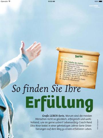 News Leben screenshot 8