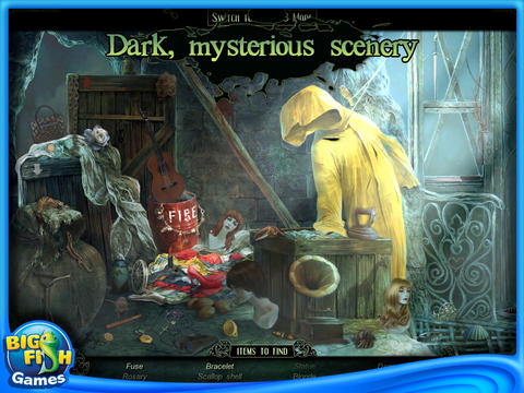Phantasmat: Collector's Edition HD screenshot 2