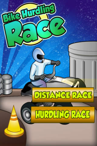 Bike Hurdling Race Lite - náhled