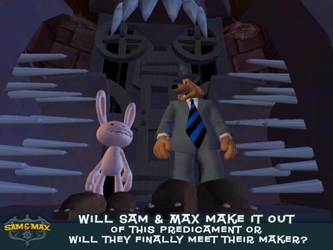 Sam & Max Beyond Time and Space Ep 3 screenshot #5