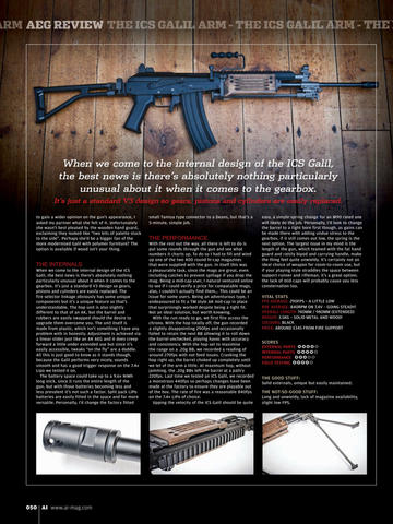 Airsoft International Magazine screenshot 6