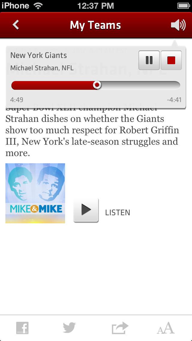 ESPN SportsCenter Feed screenshot 3