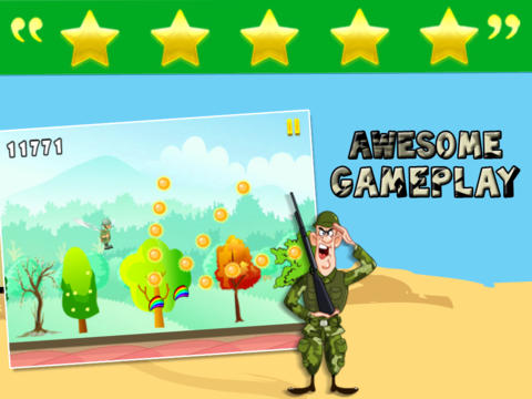Super Soldier Bounce screenshot 8