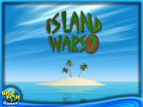 Island Wars 2 HD (Full) screenshot 1