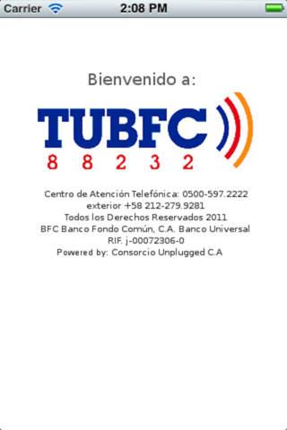 BFC Banco Fondo Común – TUBFC - náhled