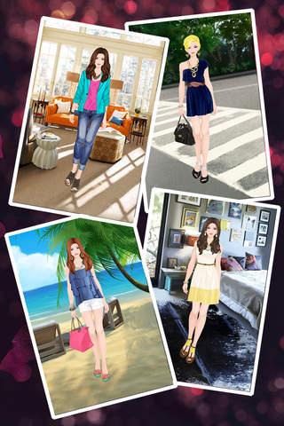 Dress Up! Girl Fashion - náhled