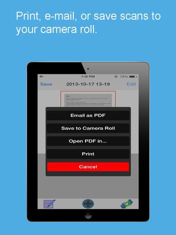 Flatbed Scanner screenshot 10