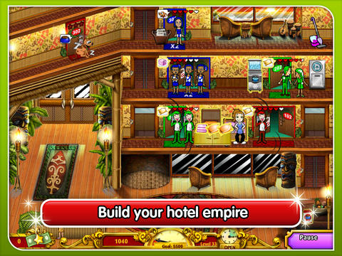 Hotel Dash: Suite Success Deluxe screenshot 3