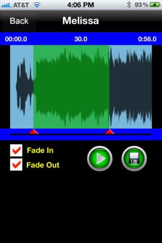 Ringtones P.R.O. screenshot 1