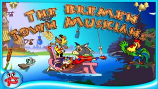 Bremen Town Musicians: Interactive Touch Book screenshot 1