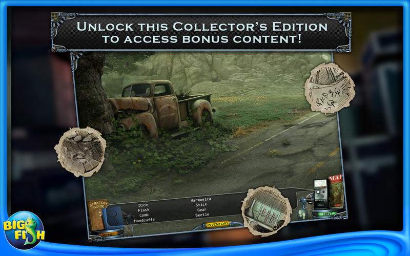 Mystery Case Files: Shadow Lake Collector's Edition screenshot 3