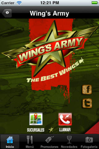 Wing's Army - náhled