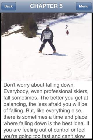 Downhill Skiing screenshot 3