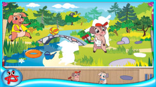 Shadow Shapes: Classic Fairy Tale Puzzle screenshot 3