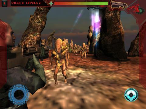Alien World HD screenshot 2