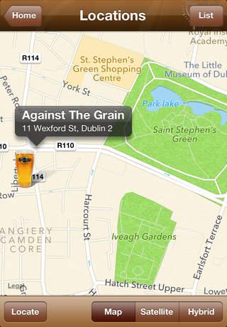 Tom Crean's Premium Irish Lager screenshot 3