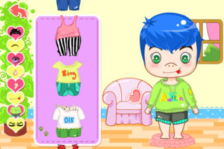 Landee Kids:Learns Body Parts screenshot 4