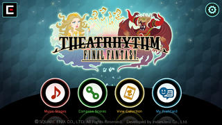 THEATRHYTHM FINAL FANTASY screenshot 1