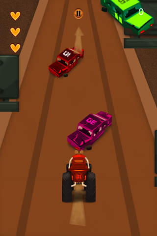 iWar Monster Truck Madness screenshot 3