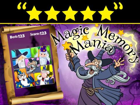 Magic Memory Mania screenshot 5