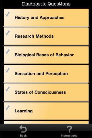 AP Psychology 5 Steps to a 5 screenshot 3