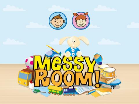 Messy Room Lite - náhled